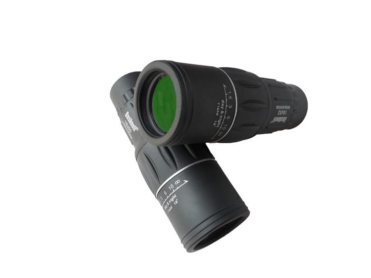 1 pc Bushnell 16x52 Dual Focus high-definition high-powered monocular
