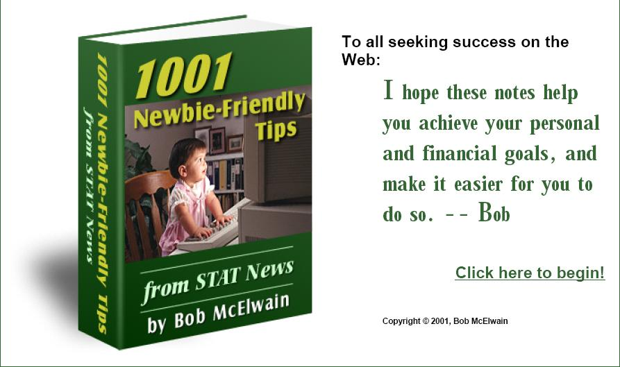 1 pc ebook - 1001 Friendly Tips