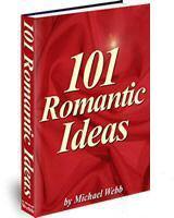 1 pc ebook - 101 Romantic Ideas + Free Gifts