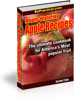 1 pc ebook - 85 Apples Recipies