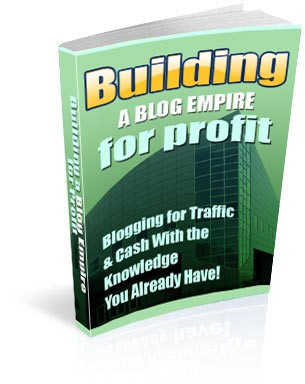 1 pc ebook - Building a Blog Empire for Profit