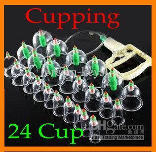1 set 24 pcs Cupping Set-Paper box