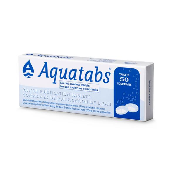 10,000 Water Purification Tablets