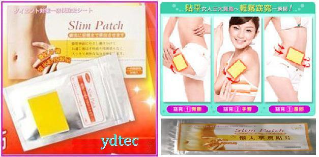 10 Patches Weight Loss Diet Patch Slim Trim Patches Burn Fat + free sh..