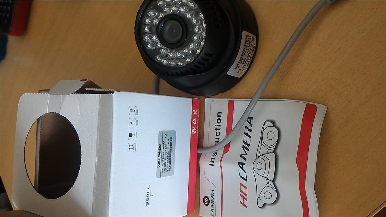 1080TVL IR Dome camera CCTV security system 3.6mm