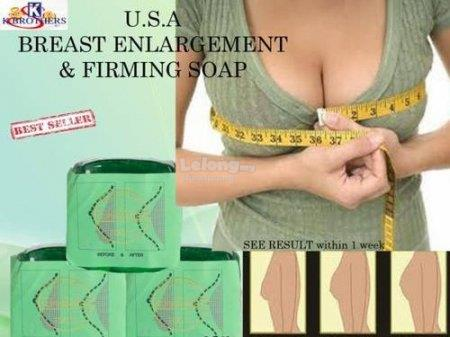 12pcs K Brothers Breast Firming Gel Soap