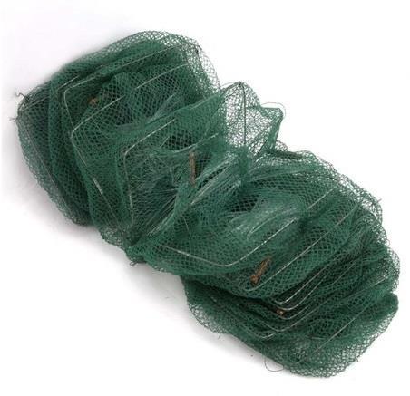 how to catch prawns with a drop net
