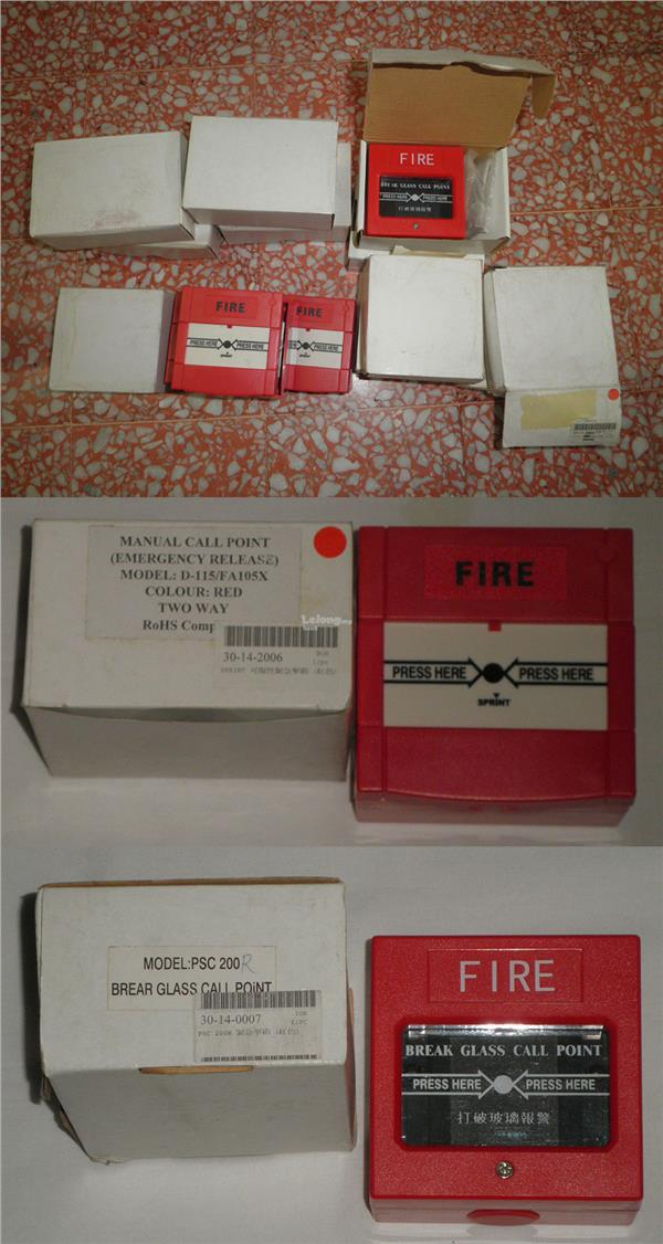 14 units of Fire Alarm for auction