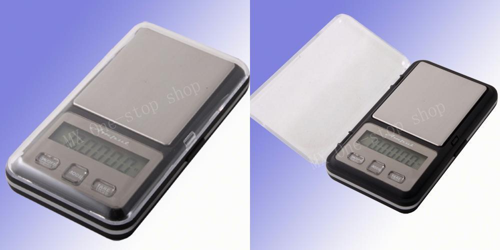 1pc World Smallest 100x0.01g Precision Digital Jewelry Scale