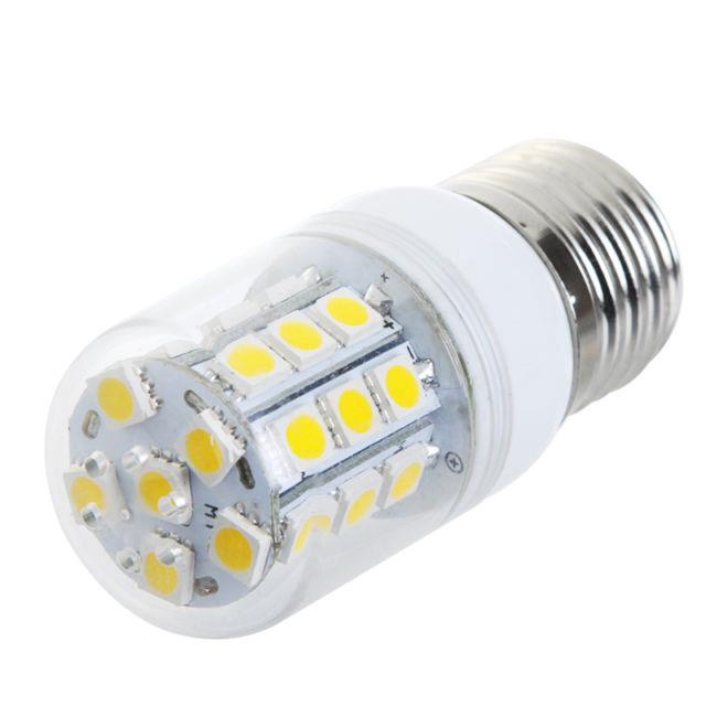 2 Units E27 3.5W-30-SMD5050-Warm White 600LM LED Bulb