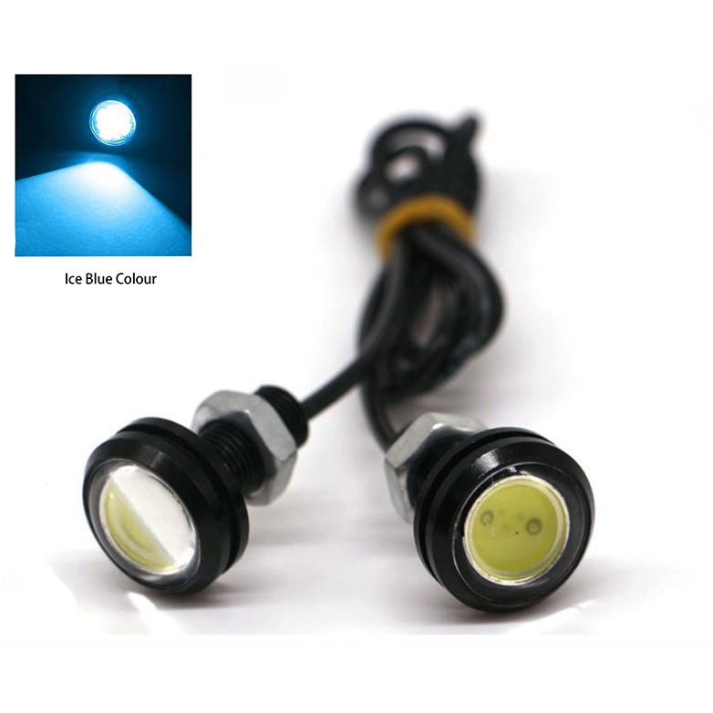 2pcs Eagle Eye LED 18mm 9 Watts For Motorbike Lamp And Car Fog Lamp