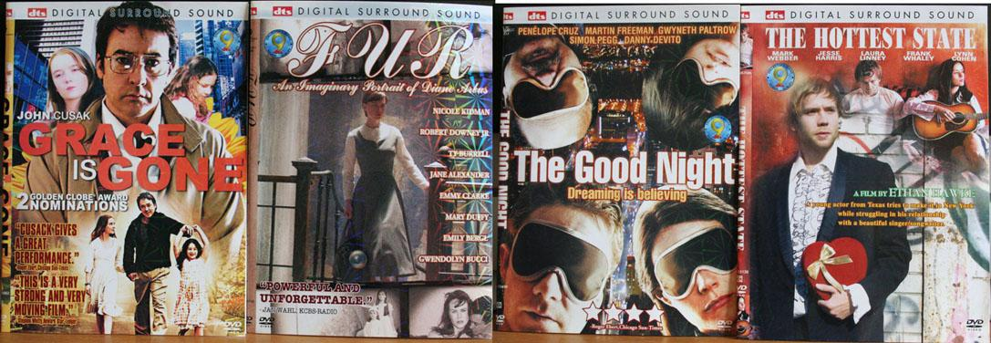 4 DVDs for RM29