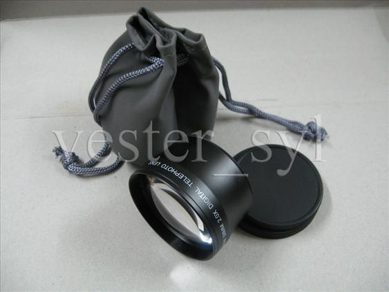 58mm 2X Tele 2.0X Telephoto Lense