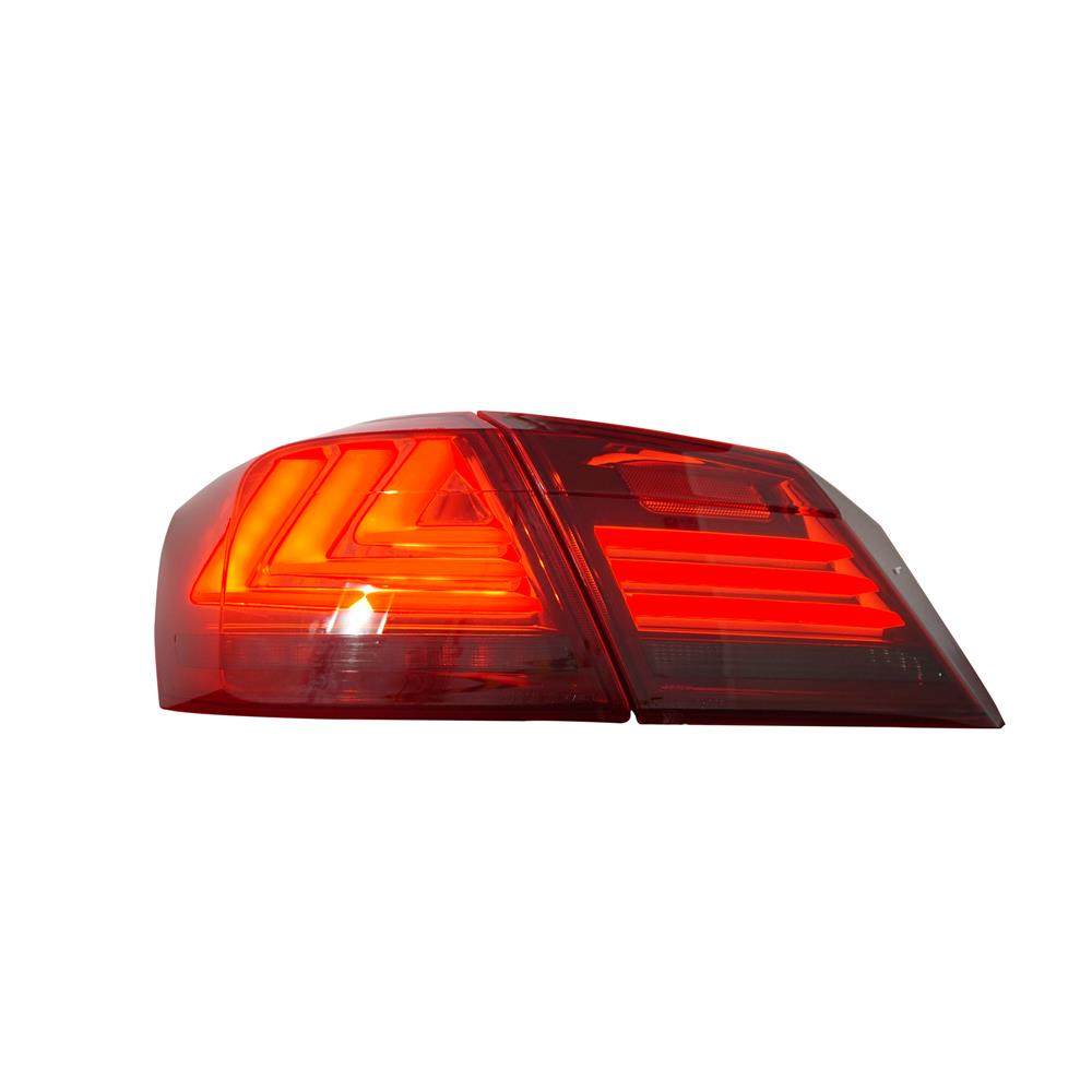 Accord LED Sequential Signal Light Bar Tail Lamp (Lexus Design)