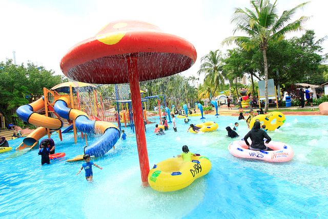 Afamosa Water Theme Park - Adult