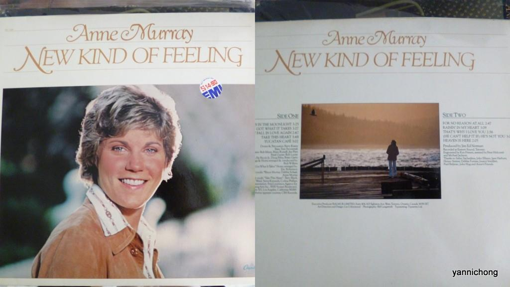 ANNE  MURRAY 1979 RECORD  VINYL