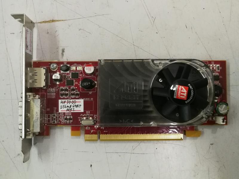 ATI Radeon HD3400 256MB PCI-E Graphic Card 111218