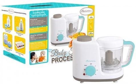Autumnz 2 In1 Baby Food Processor Steam Blend 30 Off