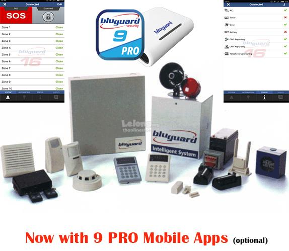 Security Alarm System For Home Malaysia