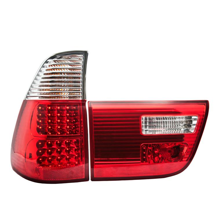 BMW X5 LED Light Bar Tail Lamp