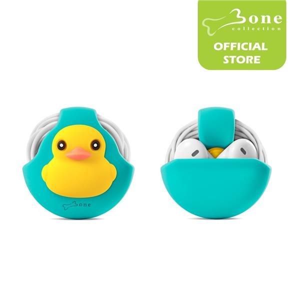 Bone Collection Cord Pocket Earphone/Cable Organizer - Duck
