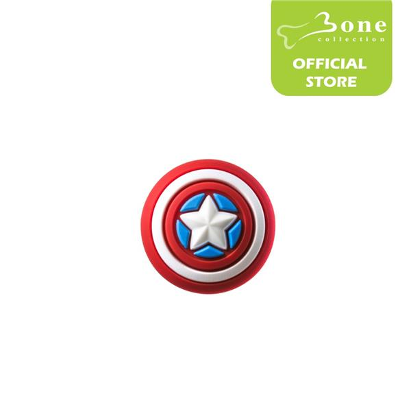 Bone Collection Interchangeable Phone Charm - Captain America