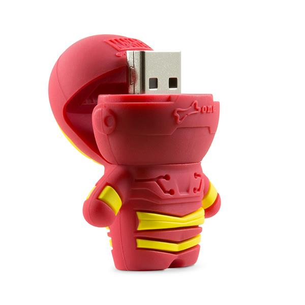 Bone Collection USB Flash Drive 16GB - Ironman