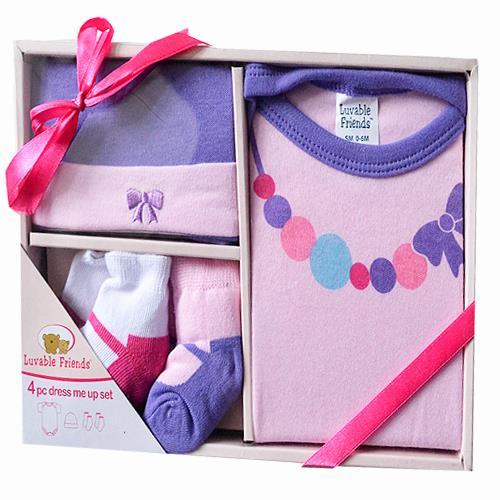 Newborn Baby Gift Set Malaysia : New born baby gift set girl end am