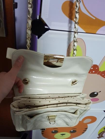 Charles & Keith Hand Bag Bid start 1.00 only