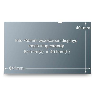 CHEAPEST 3M privacy filter for 30' wide screen LCD monitor!