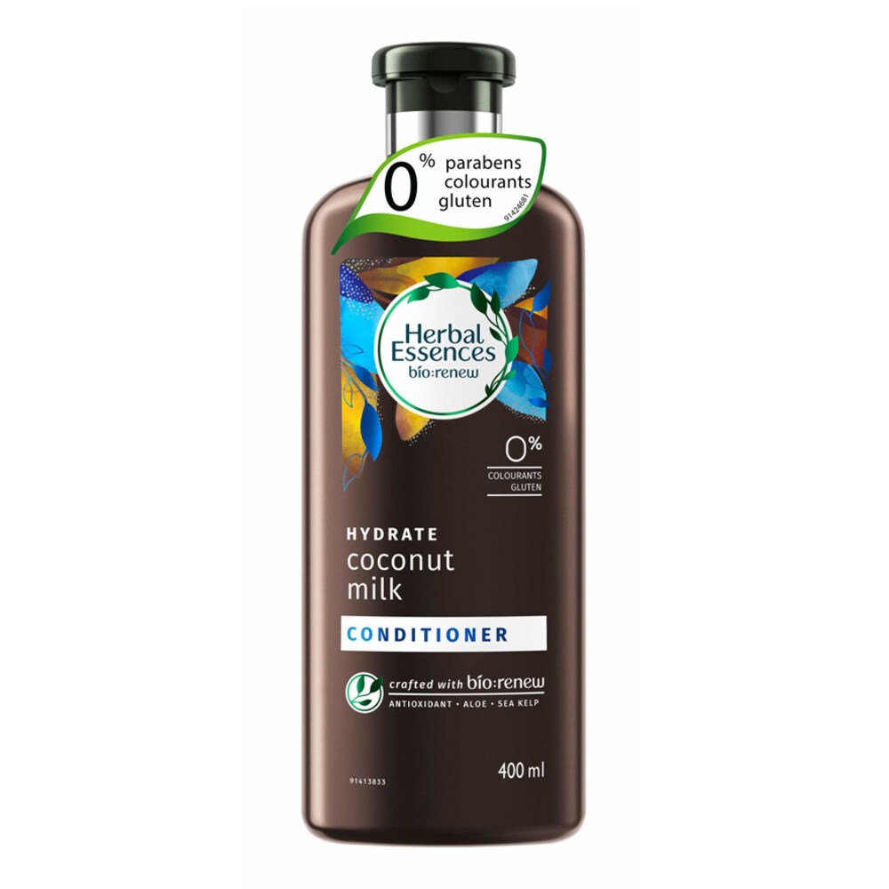CLAIROL HE Hydrate Coconut Milk Conditioner 400ml