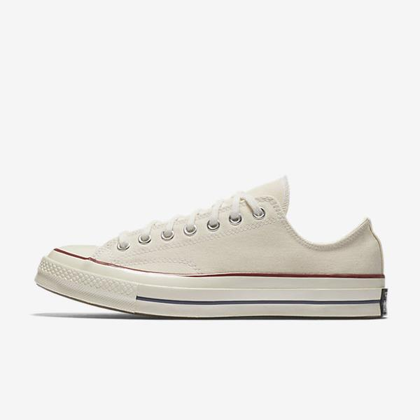 CONVERSE CHUCK TAYLOR ALL STAR '70 LOW TOP PARCHMENT