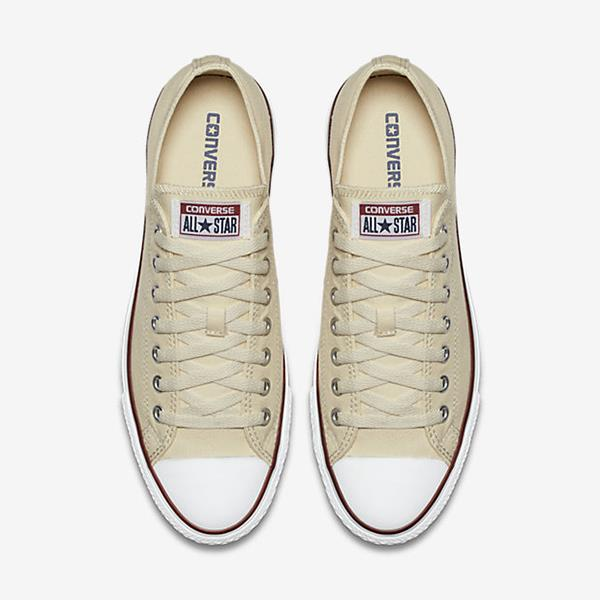 CONVERSE CHUCK TAYLOR ALL STAR LOW TOP NATURAL