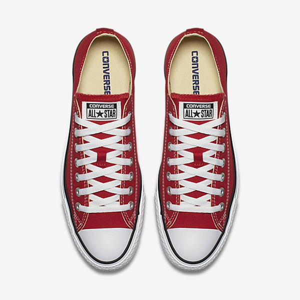 CONVERSE CHUCK TAYLOR ALL STAR LOW TOP RED
