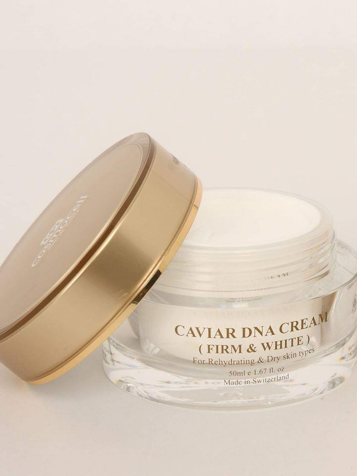 Cosmocell .Caviar DNA Cream.Apple Stem Cell Cream.Firming Lifting.