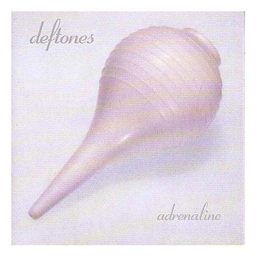 DEFTONES ADRENALINE ORIGINAL AUDIO CD FROM USA