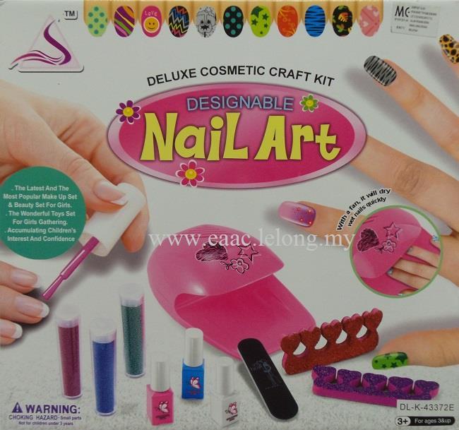 DIY Designable Nail Art Deluxe Come (end 6/16/2019 11:15 AM
