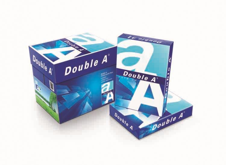 Double A A4 Paper 80gsm (10 reams) New Packaging
