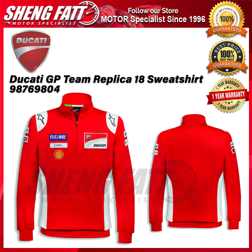 Ducati GP Team Replica 18 Sweatshirt