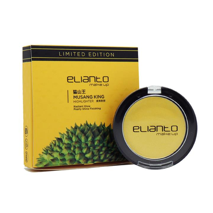 Elianto Make Up Durian Musang King Highlighter