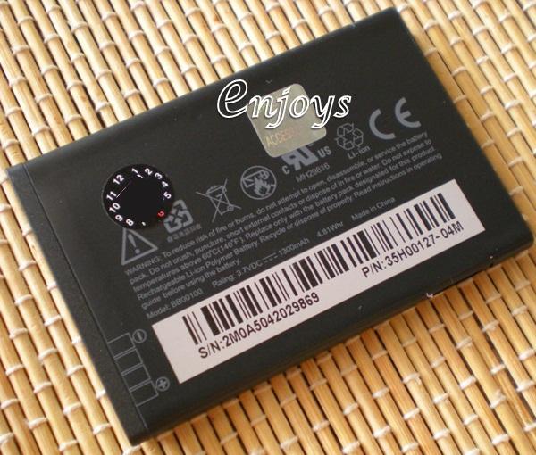 Enjoys: AA Battery BB00100 HTC Legend G6 A6363 / Wildfire G8 ~1300mAh