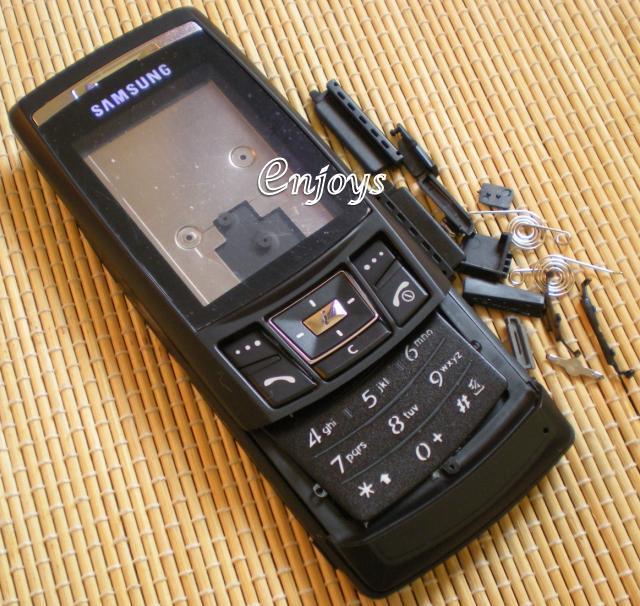 Enjoys: AP ORIGINAL HOUSING Samsung D840 ~BLACK ~#FULL SET#