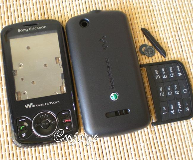 Enjoys: AP ORIGINAL HOUSING Sony Ericsson Spiro W100i W100 ~BLACK