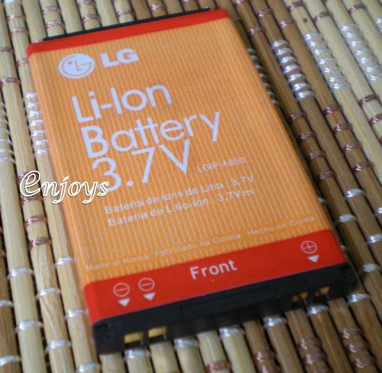 Enjoys: Battery SBPL0074501 for LG B2000, B2100, L343i ~Stock Limited~