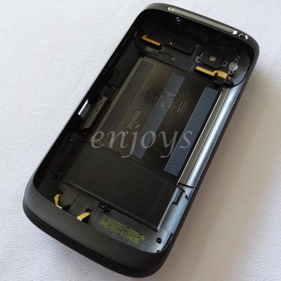 Enjoys: Real ORIGINAL FacePlate HOUSING for HTC Desire S / G12 ~@@