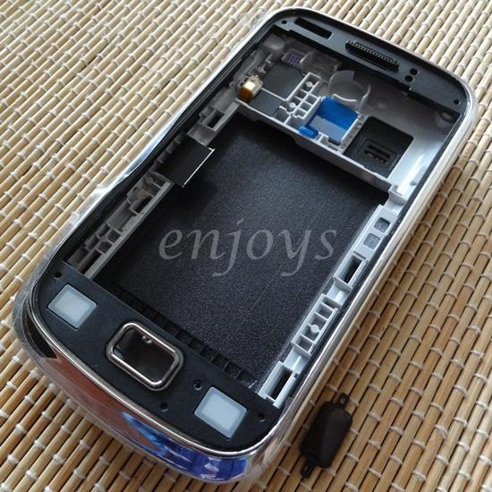 Enjoys: Real ORIGINAL HOUSING for Samsung Galaxy mini 2 S6500 ~BLACK