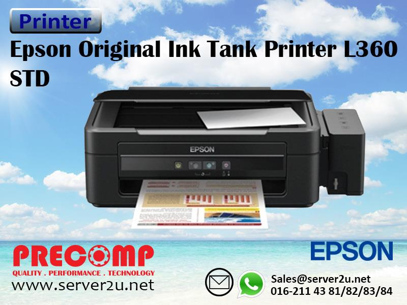 Epson Original Ink Tank Printer L360 End 2 11 2016 915 AM
