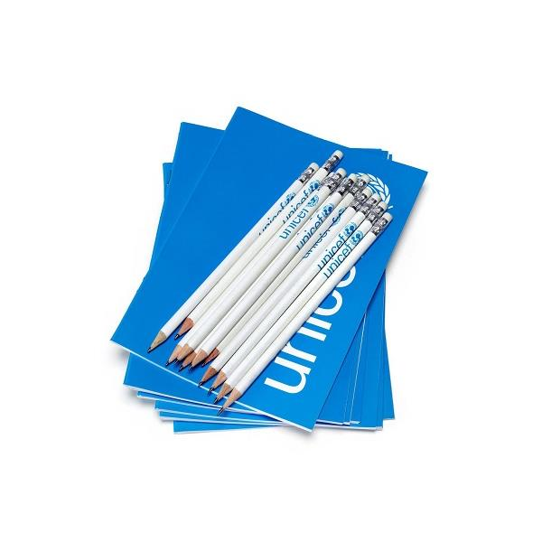 Exercise Books & Pencils