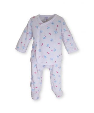 FIFFY LONG SLEEVE LEGGY SUIT (newborn) - W0114020