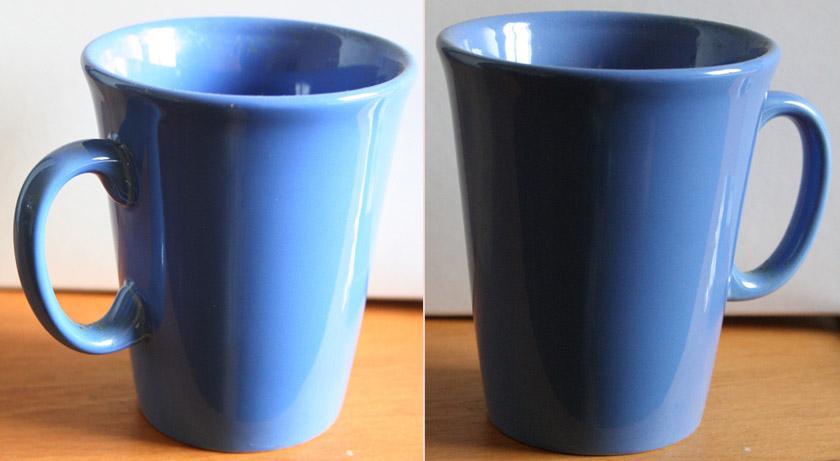 Fine Quality Blue Mug
